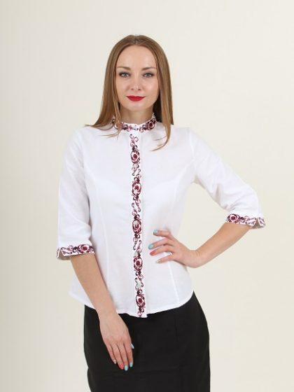 Біла блузка Мрія