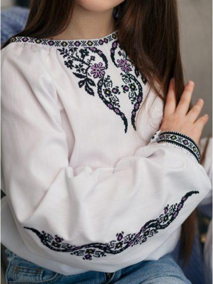 Блузка дівоча Сокальська