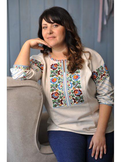 Вишукана вишивана сорочка