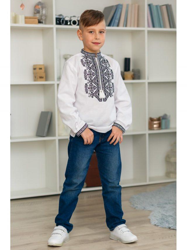 Сорочка для хлопчика Сокальська