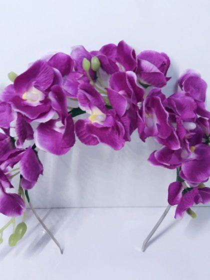 Обруч орхідея