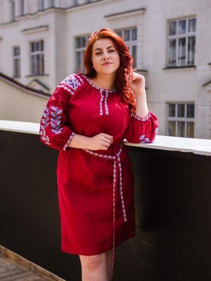 Вишукана сукня для вишуканих форм
