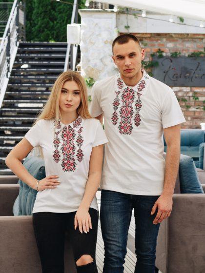 Жіноча футболка-вишиванка Людмила